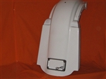 Rear Fender 2009-2013 No Exhaust Openings. MB-800