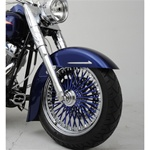 "Benchmark Front Fender, Softail : 16""/17""/18"" front wheel FITMENT: 1984-2012 FXST/FLST models"