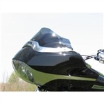 "Klock Werks Flare Windshield For 1998-2013 Road Glide Fairings 8"" Dark Smoked  KW-2310-0214"