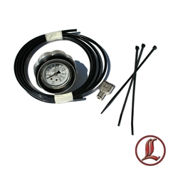 Dash Gauge Kit - White Part #: 500-5200-W