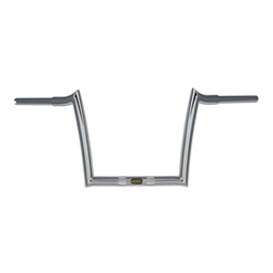 "Paul Yaffe's Bagger Nation 10"" Chrome OEM Monkey Bars 1986-2013 Road Glide / 1995-Present Road King-OEMB125-10-C"