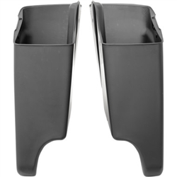 "2014- UP (ABS) PPO,  4"" Drop Stretched Saddlebags for Duals   DR-4000SB"