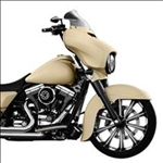 "2014-UP Benchmark Front Fender, Bagger APPLICATION: 16/19"" KW-1401-0421"