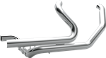 2009-2016 Chrome, Khrome Werks Head Pipe Duals, 2 Into 2 Dual Header System KW-18020122