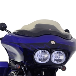 "Klock Werks Flare Windshield For 1998-2013 Road Glide Fairings 8"" tint  KW-2310-0207"