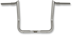 "Paul Yaffe's Bagger Nation MBB125-12-B-1 Chrome 12'' Bagger Monkey Bars Handlebar (for 1986-2017 Harley-Davidson FLH Touring Models, 1-1/4"")"