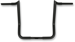"14"" Black, Paul Yaffe's Bagger Nation MBB125-14-B-1 Black 14'' Bagger Monkey Bars Handlebar (for 1986-2019 Harley-Davidson FLH Touring Models, 1-1/4"")"